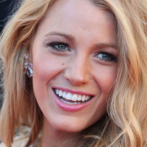 Blake Lively's very first Instagram photo made her look like a beautiful water nymph