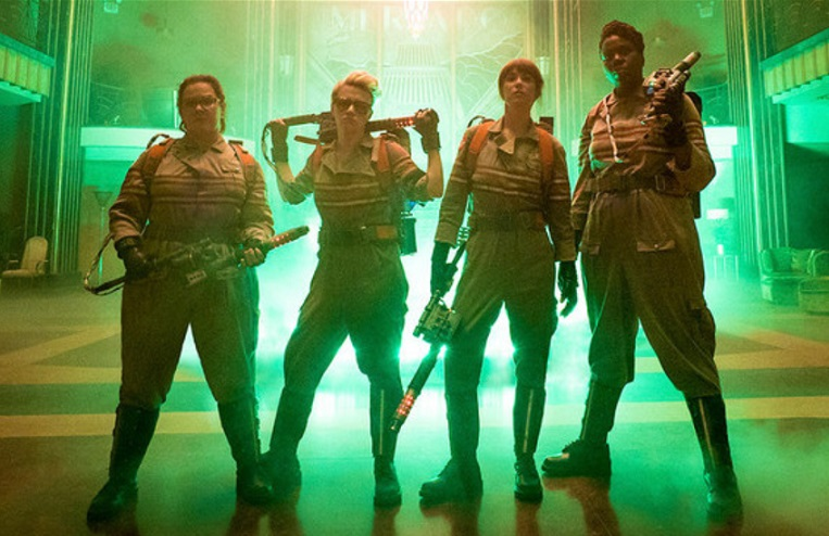 """People are already talking """"Ghostbusters 2"""" and it's pretty exciting"""