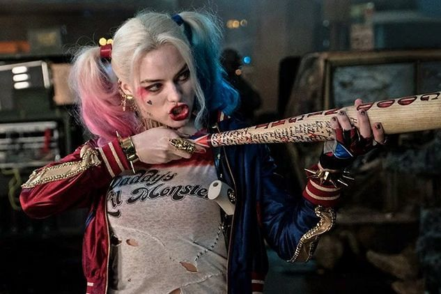It turns out Harley Quinn was never supposed to be such a big deal