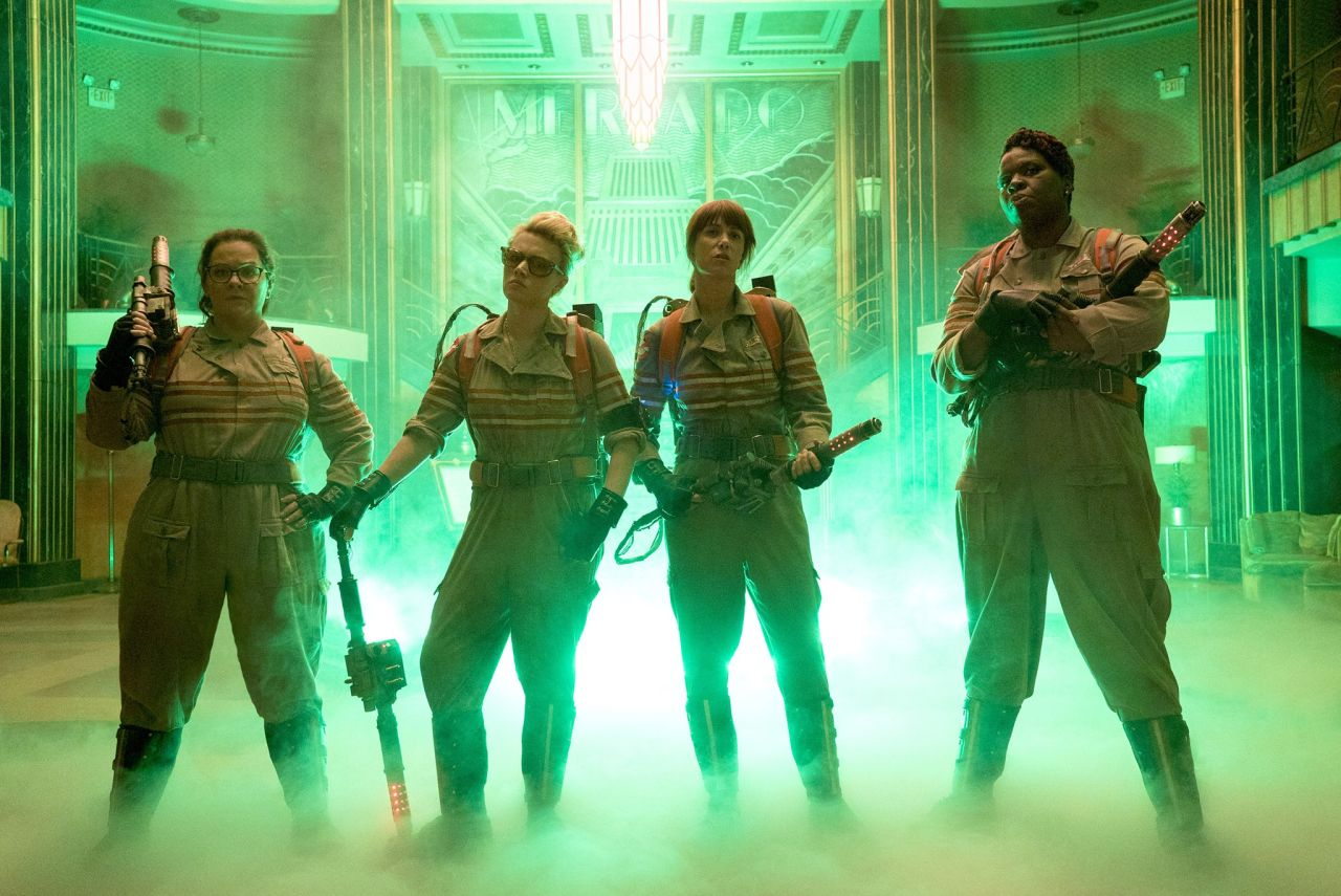 """""""Ghostbusters"""" writer Katie Dippold on writing a movie internet trolls wanted to fail"""