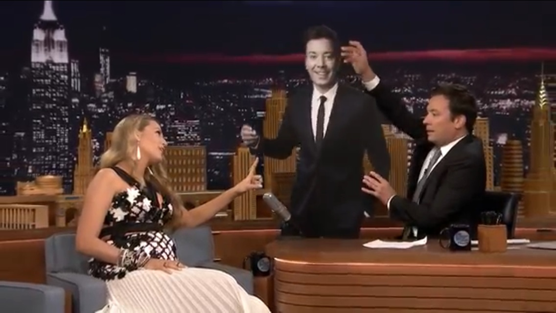 Blake Lively's daughter is adorably not buying that Ryan Reynolds is her dad