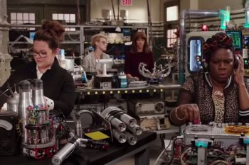 """Ghostbusters"" writer Katie Dippold on THAT post-credit tease"