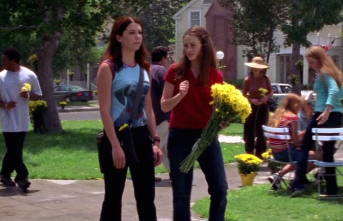 "Netflix's official ""Gilmore Girls"" Season 2 recap is here, and it's what you need right now"