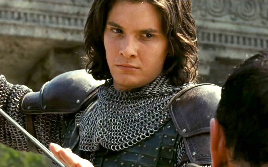 what prince caspian from �the chronicles of narnia� looks