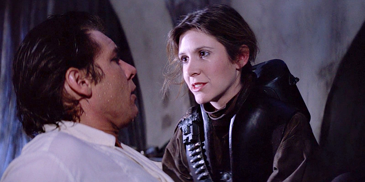 Carrie Fisher May Have Just Accidentally Spoiled Quot Star