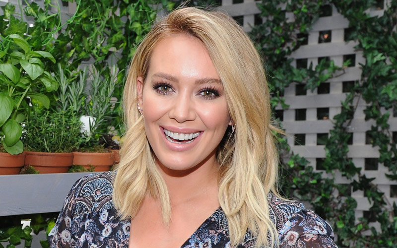 Hilary Duff's very first Instagram photo will make you say ...