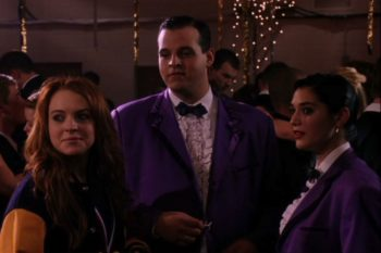 """All the congrats: This """"Mean Girls"""" star is engaged!"""