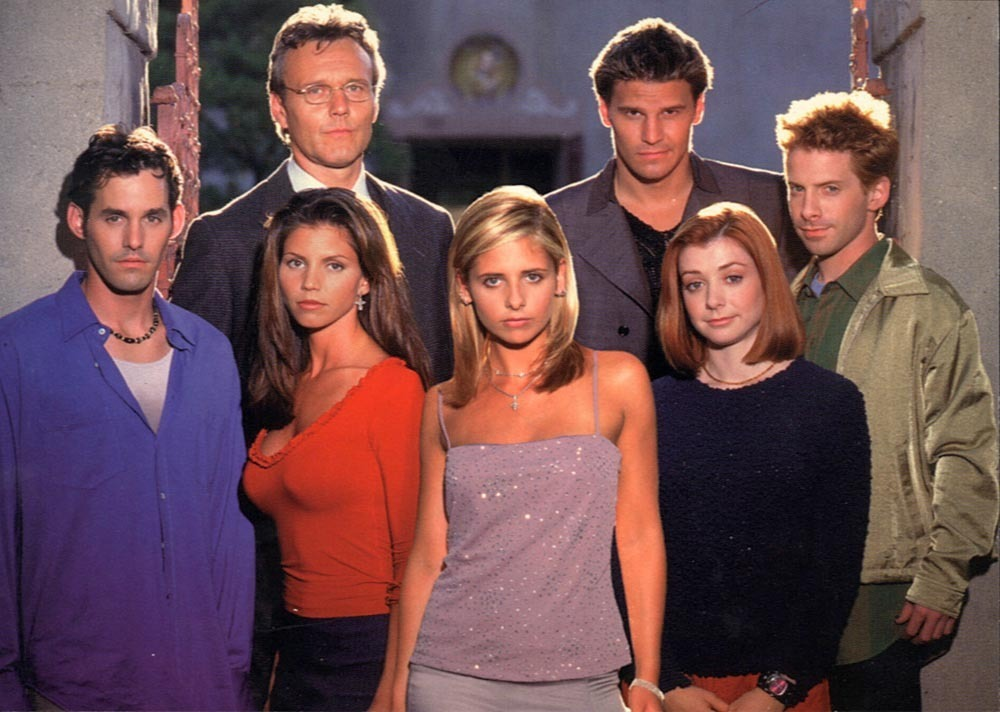 "There's a ""Buffy the Vampire Slayer"" coloring book and all our dreams have come true"