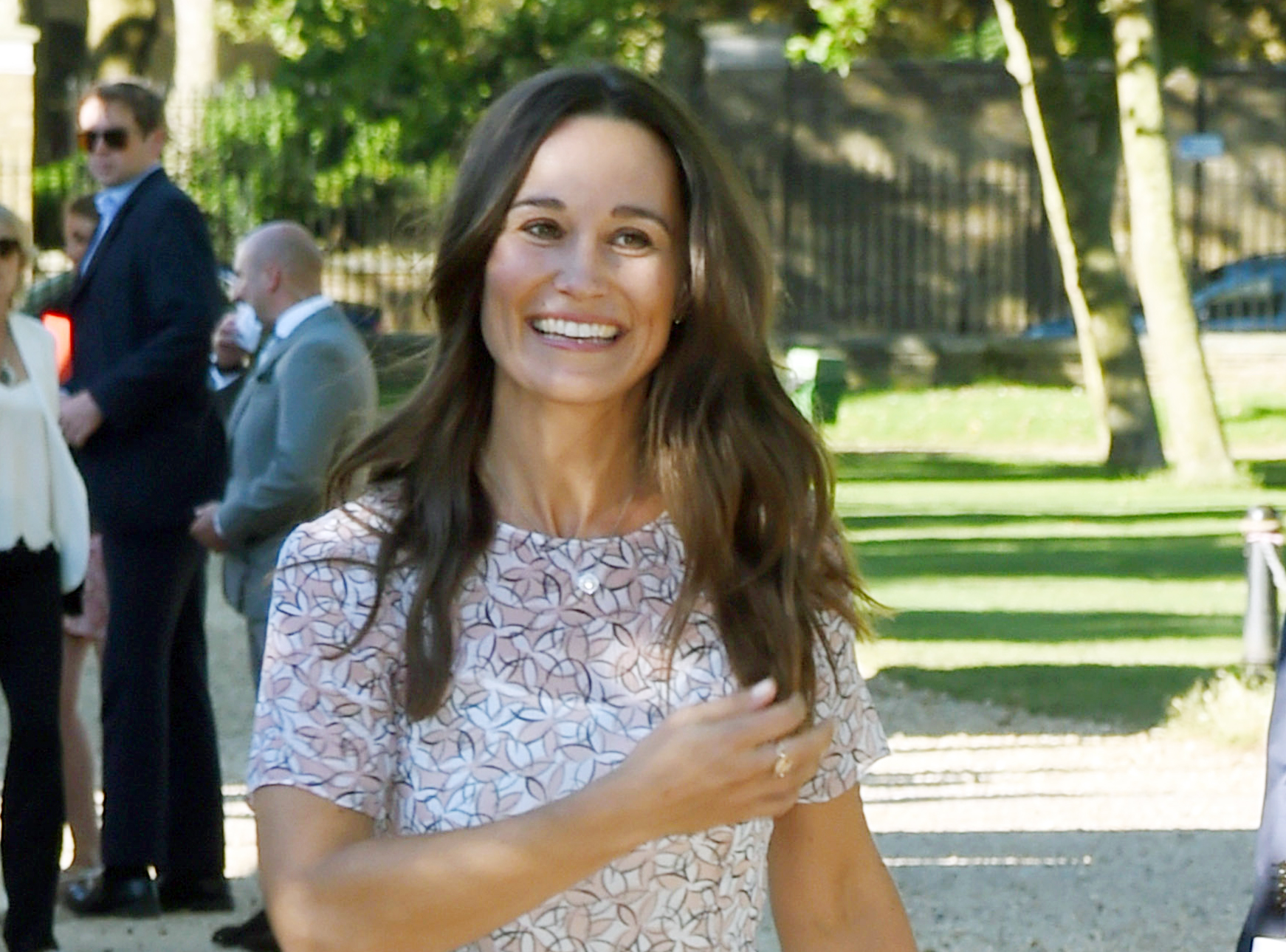 All the congrats: Pippa Middleton is engaged!
