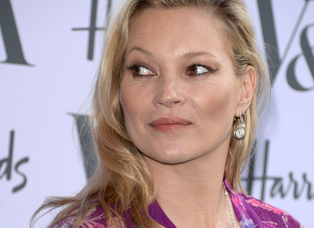 Can you guess which '90s heartthrob gave Kate Moss her favorite dress of all time?