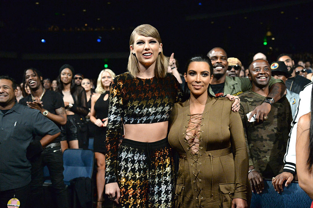 Here's the psychological reason why we're all so obsessed with the Kimye/TSwift feud