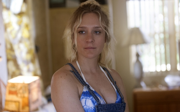 We are loving this pre-photoshop raw throwback portrait of Chloë Sevigny