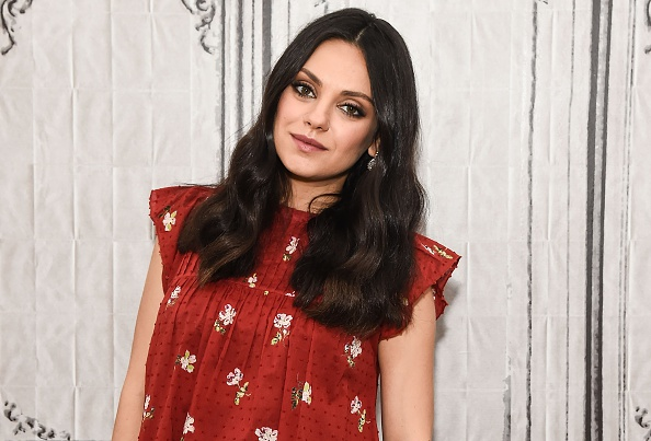 Mila Kunis just got way honest about her second pregnancy with Ashton Kutcher