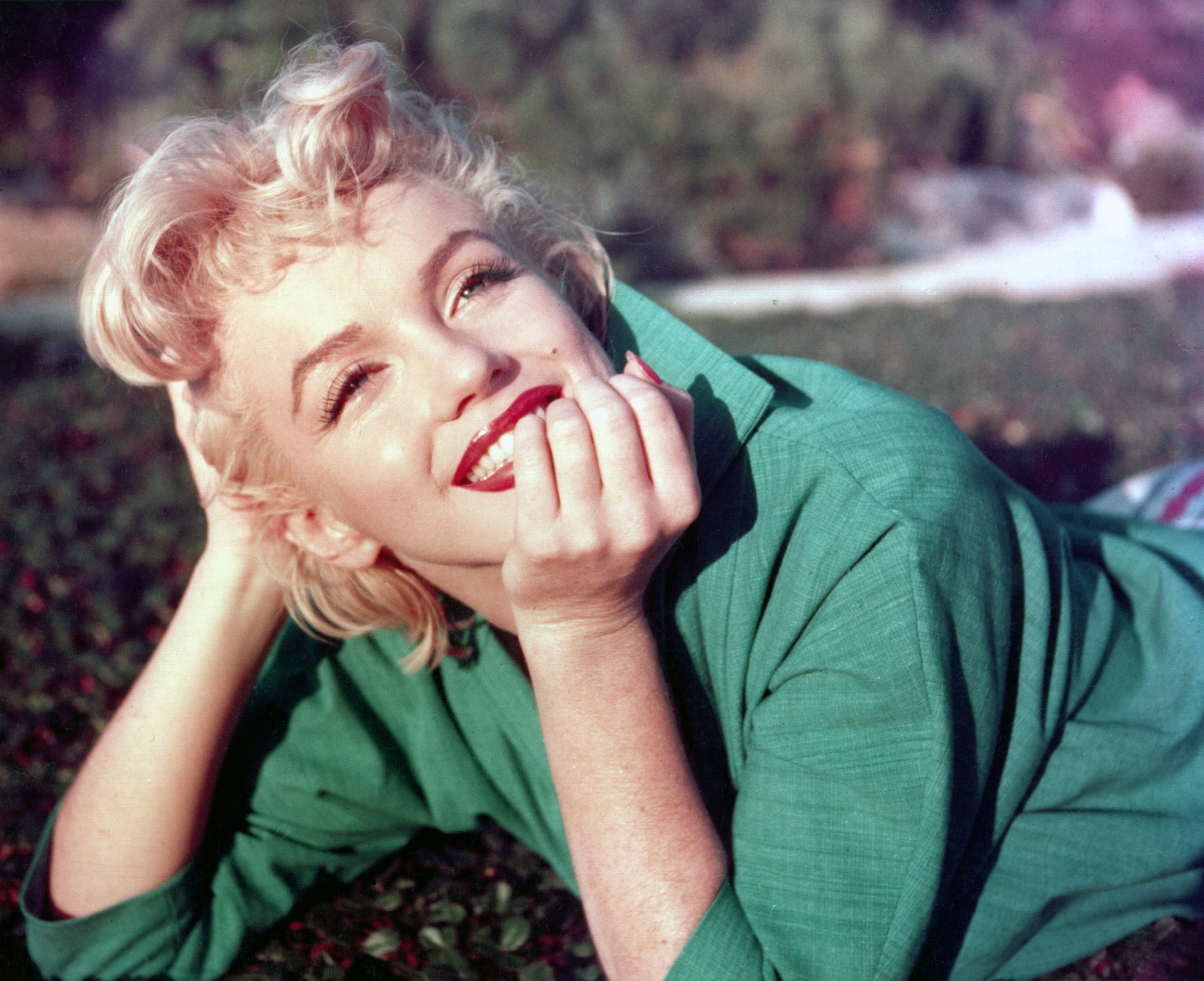 You can buy locks of Marilyn Monroe's hair, and we don't know how to feel about it