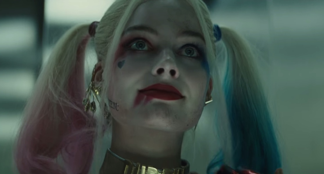"This brand new ""Suicide Squad"" trailer ONLY features Harley Quinn and thus, it is awesome"