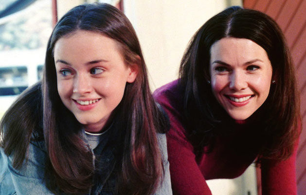 "The latest ""Gilmore Girls"" reboot promo image is making us LOL forever"