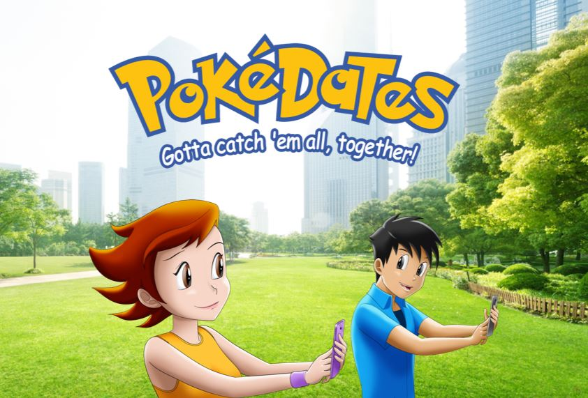 That didn't take long: There's already a Pokémon Go dating service