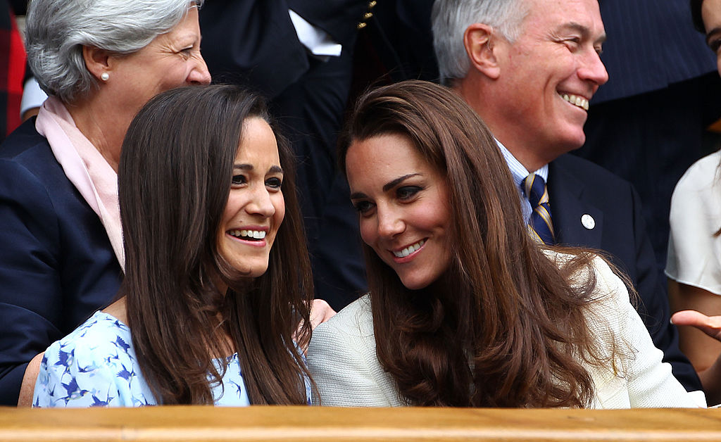 The kinda sweet reason Duchess Kate might not be in her sister Pippa's wedding