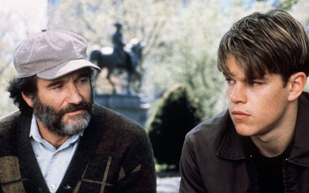 Matt Damon paid the sweetest tribute to Robin Williams in honor of the late star's birthday