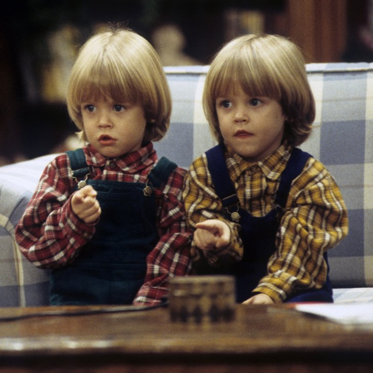 PSA: The twin little boys from 'Full House' are very grown and hot now