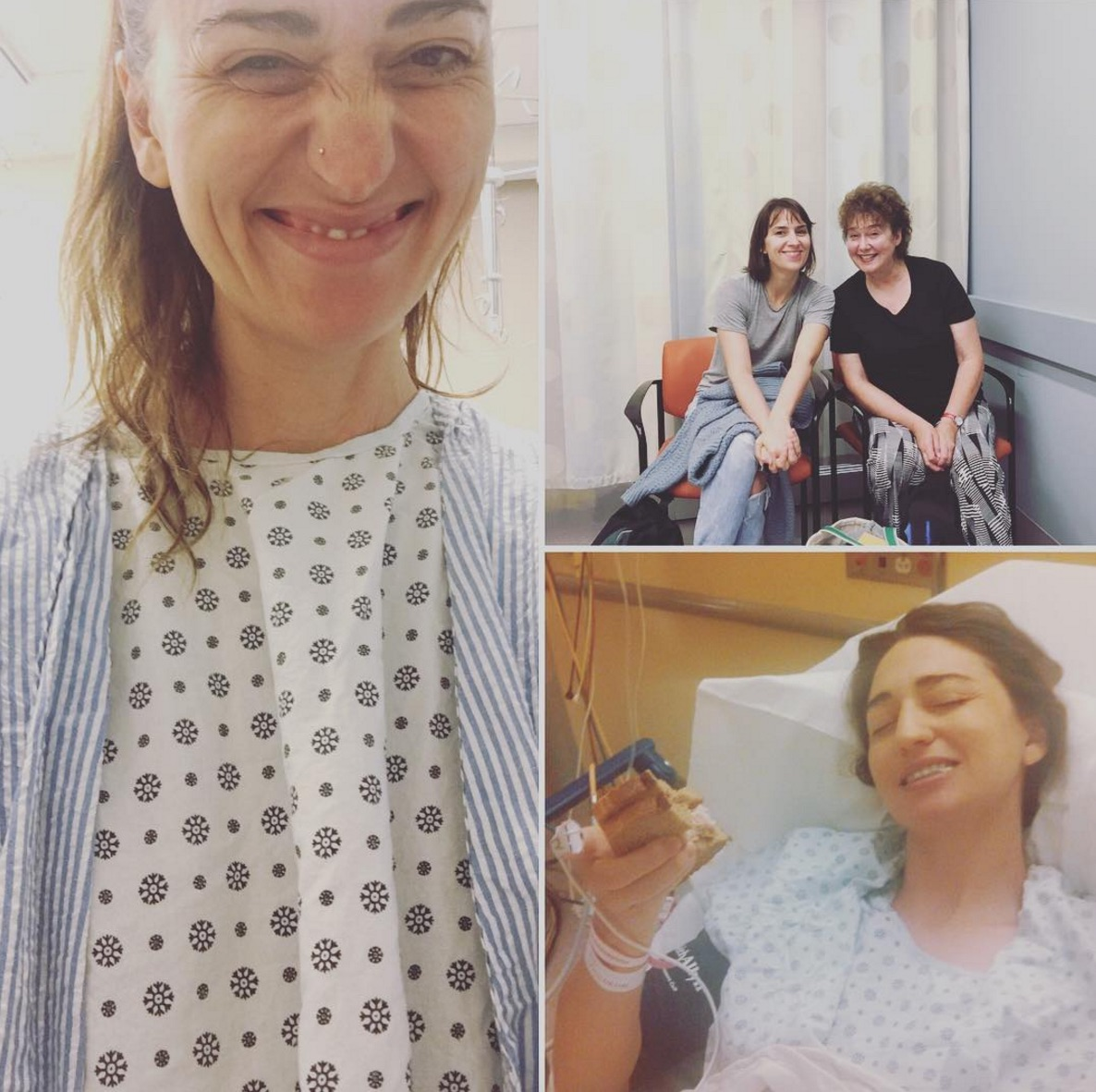 Sara Bareilles had THIS beautiful thing to say for anyone recovering or healing from surgery