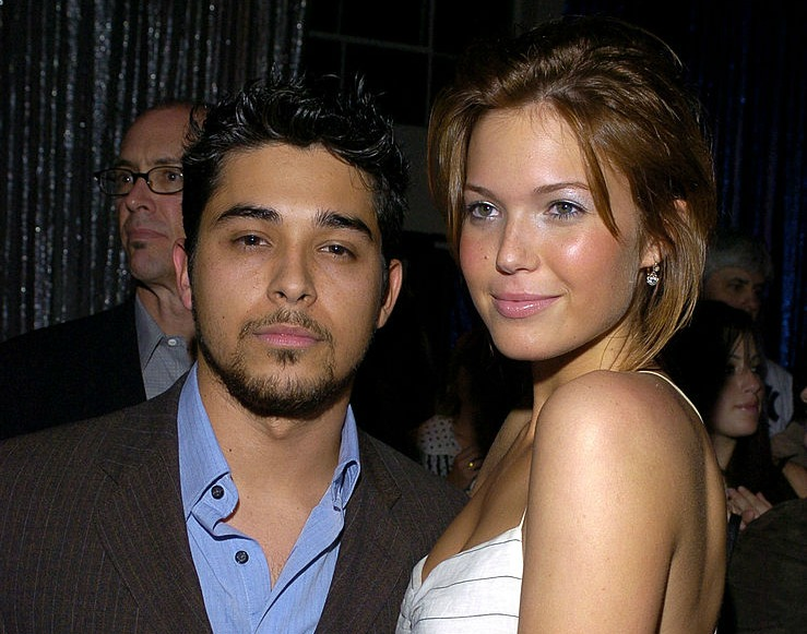 Awww, Mandy Moore's Instagram selfie with her ex is really sweet