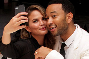 Chrissy Teigen's newest pic of baby Luna is all kinds of adorable