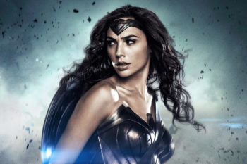 Wonder Woman gets an official stamp collection for her diamond anniversary, and it's BEAUTIFUL