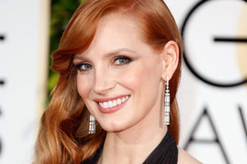 "Hey, remember that time Jessica Chastain was on ""Veronica Mars""? No? We'll show you"