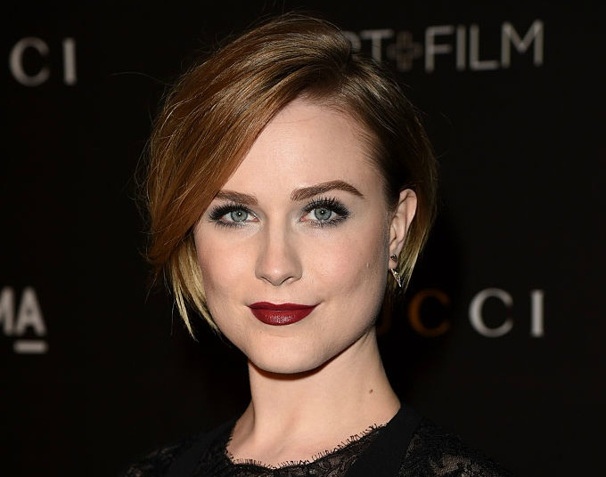 Evan Rachel Wood wants you to know some things about bisexuality, so listen up