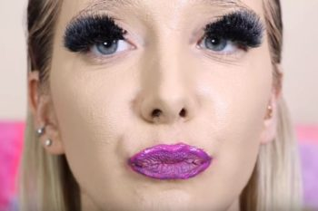 This blogger's hilarious take on 100 layers of makeup will make your face hurt
