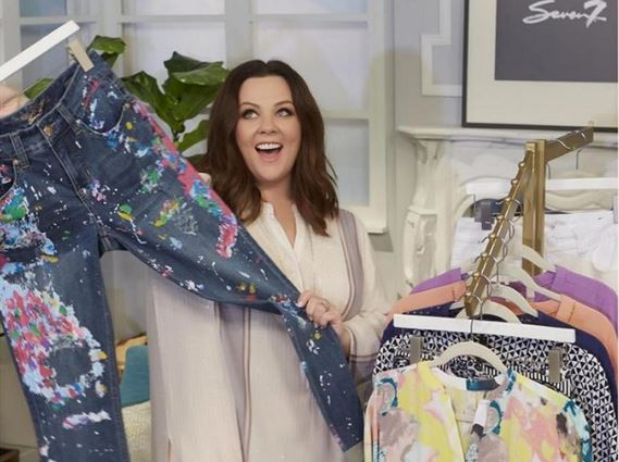 Melissa McCarthy's fall clothing line is out and we literally want it all