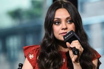 What Mila Kunis had to say to the people who shamed her for breast-feeding in public