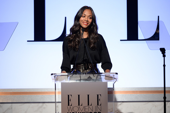 Zoe Saldana shocks us after revealing she has this autoimmune disorder