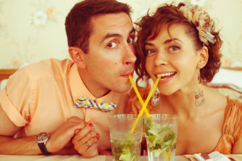 If you drink with your partner, you're probably in a happier relationship