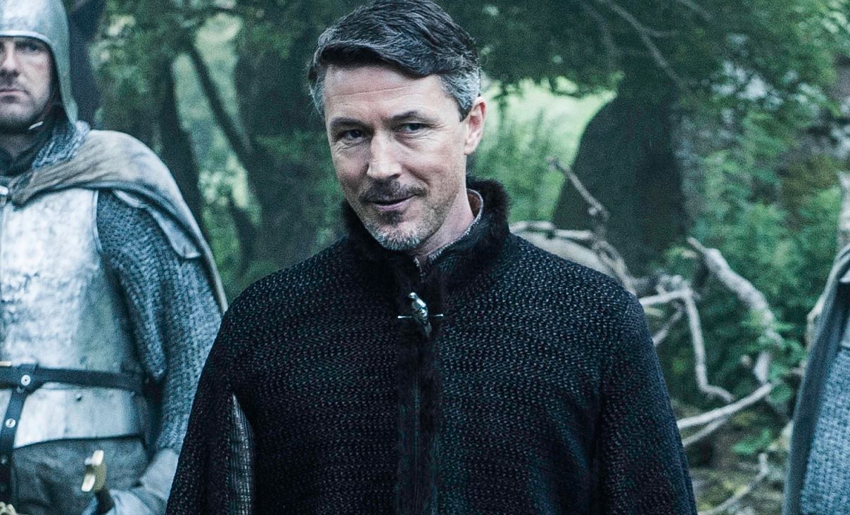 "These photos of Petyr Baelish with frosted tips will make your ""Game of Thrones"" heart so, so happy"