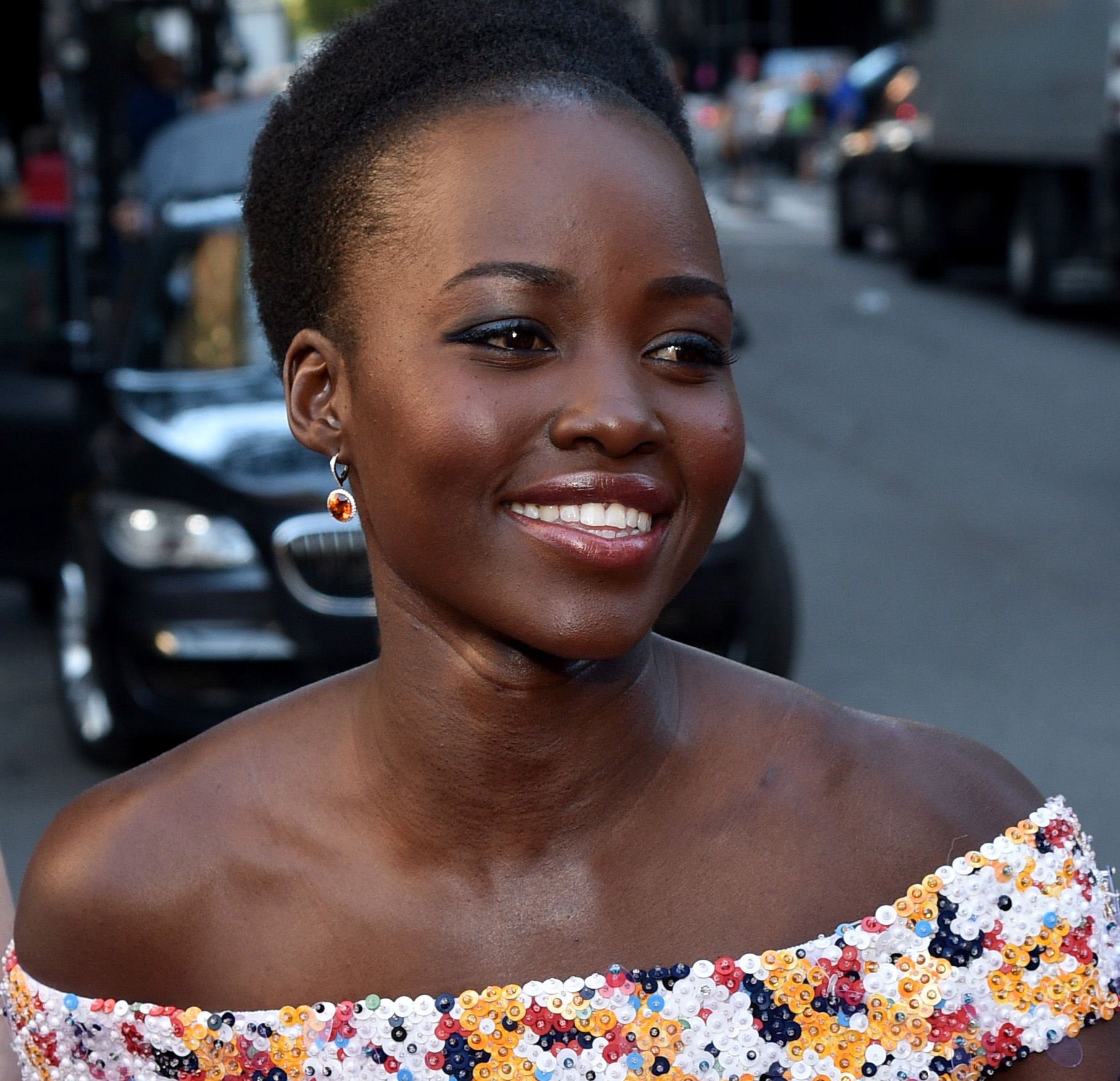 Lupita Nyong'o is literally a Disney princess in this charming #tbt photo