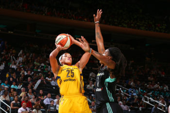 These badass WNBA athletes are putting their careers in jeopardy to support #BlackLivesMatter