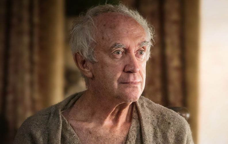 "The High Sparrow is still rockin' his ""Game of Thrones"" gown outside the show, FYI"