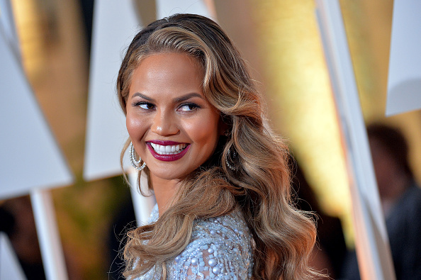 Chrissy Teigen's very first instagram post reminds us just how much she loves her family