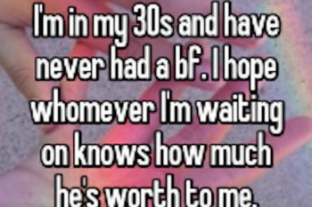 Adult Women Confess That They've Never Had A Significant Other