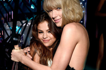 Taylor Swift sent Selena Gomez the cutest throwback picture ever for her birthday
