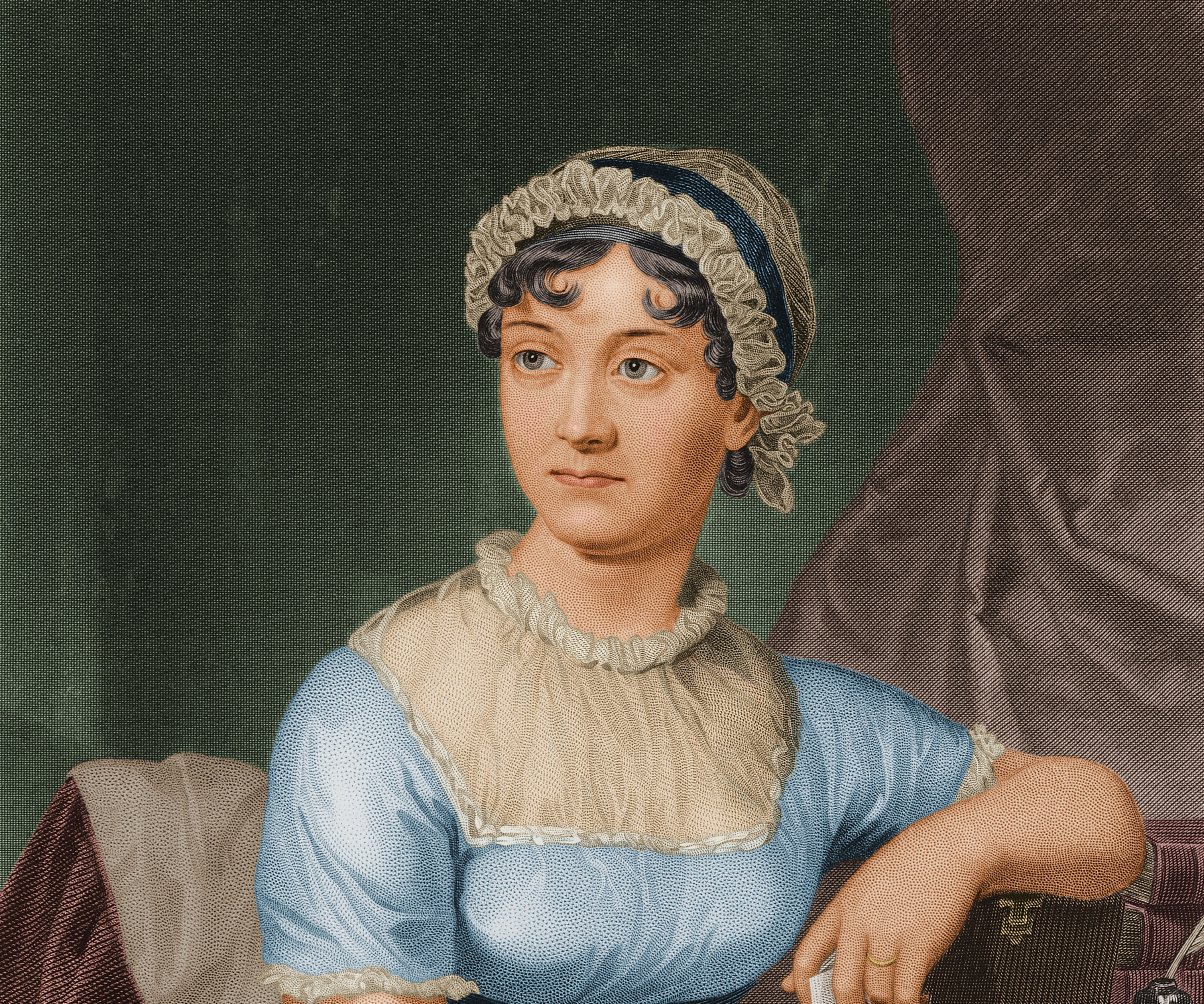 Jam out like Jane Austen (or at least, with her music collection)