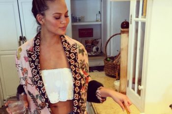 Chrissy Teigen just defended potato chips and we agree!