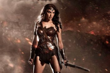 "The new ""Wonder Woman"" trailer is here, and she is *so* ridiculously kickass"
