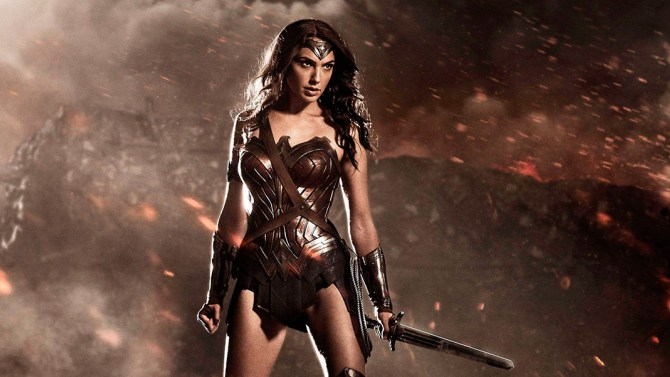 """The new """"Wonder Woman"""" trailer is here, and she is *so* ridiculously kickass"""