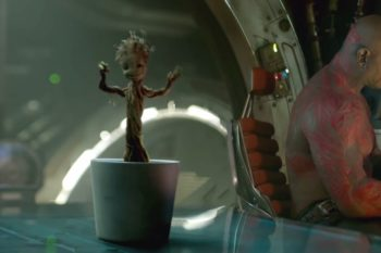 "The internet is having a meltdown over the new Baby Groot in ""Guardians of the Galaxy Vol. 2"""
