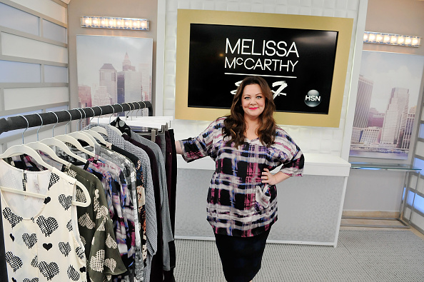 Melissa McCarthy says everyone should break the plus size fashion rules — and we're with her