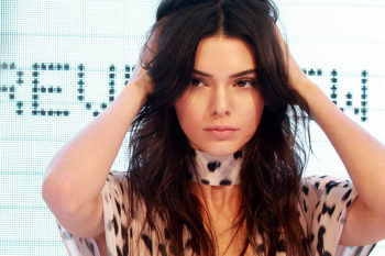 Kendall Jenner now has purple hair — and she looks so cool