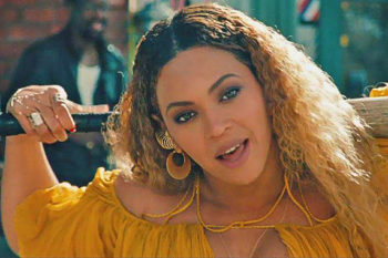 Here's how Beyoncé responded to the dude who claimed she stole 'Lemonade'